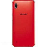 Remplacement vitre arrière Samsung Galaxy A10 A105F rouge