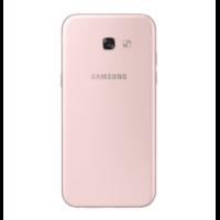 Remplacement vitre arrière Samsung Galaxy A5 2017 A520F rose