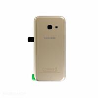 Remplacement vitre arrière Samsung Galaxy A3 2017 A320F or