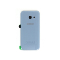 Remplacement vitre arrière Samsung Galaxy A3 2017 A320F bleu