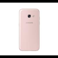 Remplacement vitre arrière Samsung Galaxy A3 2017 A320F rose