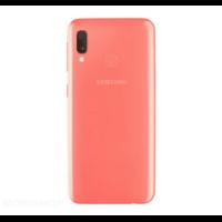 Remplacement vitre arrière Samsung Galaxy A20E A202F corail
