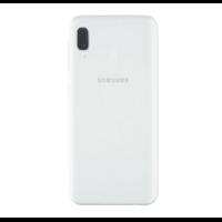 Remplacement vitre arrière Samsung Galaxy A20E A202F blanche