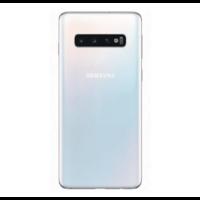 Remplacement vitre arrière Samsung Galaxy S10 G973F blanche
