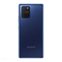 Remplacement vitre arrière Samsung Galaxy S10 Lite G770F bleu