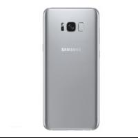 Remplacement vitre arrière Samsung Galaxy S8+ G955F argent