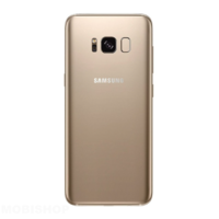 Remplacement vitre arrière Samsung Galaxy S8+ G955F or