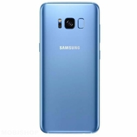 Remplacement vitre arrière Samsung Galaxy S8 G950F bleu