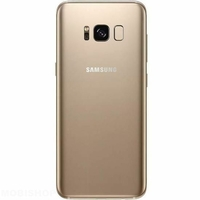 Remplacement vitre arrière Samsung Galaxy S8 G950F or