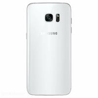 Remplacement vitre arrière Samsung Galaxy S7 Edge G935F blanche