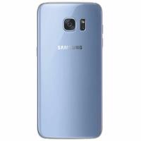 Remplacement vitre arrière Samsung Galaxy S7 Edge G935F bleu