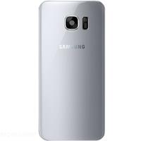 Remplacement vitre arrière Samsung Galaxy S7 G930F argent