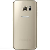 Remplacement vitre arrière Samsung Galaxy S6 Edge + or