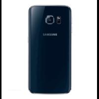 Remplacement vitre arrière Samsung Galaxy S6 Edge + noir
