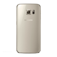 Remplacement vitre arrière Samsung Galaxy S6 Edge G925F or