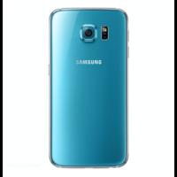 Remplacement vitre arrière Samsung Galaxy S6 G920F bleu