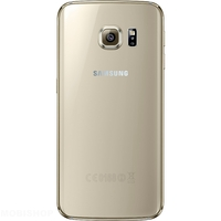 Remplacement vitre arrière Samsung Galaxy S6 G920F or