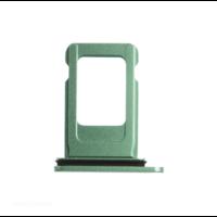 Tiroir sim iPhone 11 vert