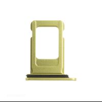 Tiroir sim iPhone 11 jaune