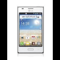 Remplacement Vitre LG L5 Blanc
