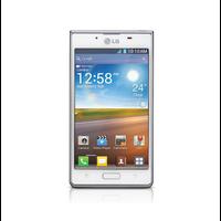 Remplacement Vitre LG L7 Blanc