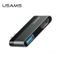 USAMS Hub USB-C (USB 3.0+HDMI)