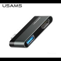 USAMS Hub USB-C (USB 3.0+HDMI)