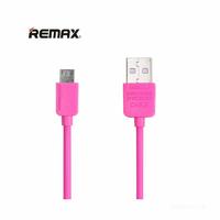 Câble Safe Speed Micro USB rc-006m rose 1m