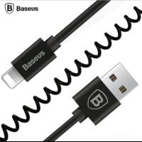 Câble Baseus élastique lightning 1m60