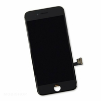 Écran compatible iPhone SE 2020 noir