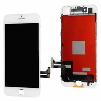 Écran compatible iPhone 7+ blanc