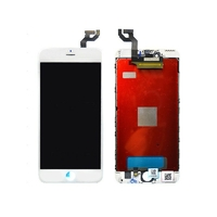 Écran compatible iPhone 6s+ blanc