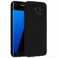 Goospery coque silicone Galaxy S7 noir