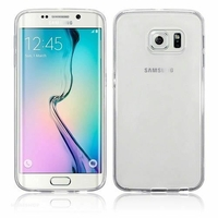 Goospery coque silicone transparente Galaxy S6 Edge