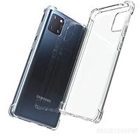 Coque silicone transparente Galaxy A81