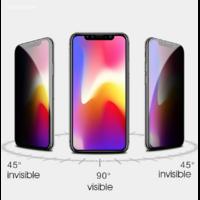 Antichoc intégral FULL 3D privé iPhone X XS 11 Pro