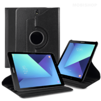 Etui 360 noir pour Samsung Galaxy Tab A 10.1 T580