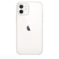 Coque silicone Jelly iPhone 12