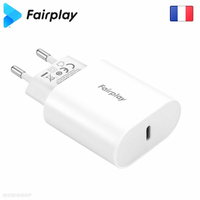 FAIRPLAY MONZA Chargeur 18W USB-C