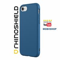 Coque Rhinoshield SolidSuit Classic bleu iPhone 7 8 SE 2020