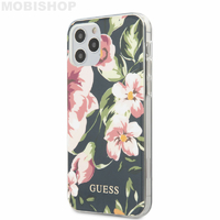 Coque Guess iPhone 12 Mini flower
