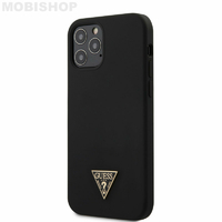 Coque Guess iPhone 12 Pro Max noir