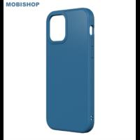 Coque Rhinoshield Solidsuit bleu iPhone 13