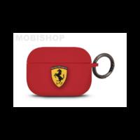 Coque AirPods Pro Ferrari rouge