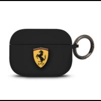 Coque AirPods Pro Ferrari noir
