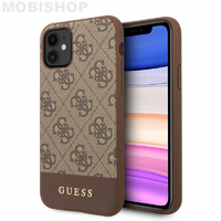 Coque Guess iPhone 11 marron