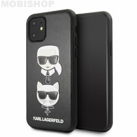 Coque Karl Lagerfeld iPhone 11 noir