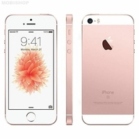 iPhone SE 16GB rose occasion