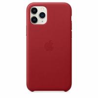 Coque Apple en cuir pour iPhone 11 Pro - (PRODUCT)RED