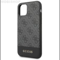 Coque Guess iPhone 7 8 SE 2020 noir